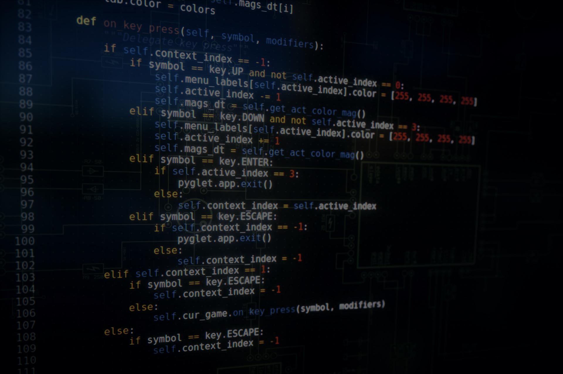 python programming i