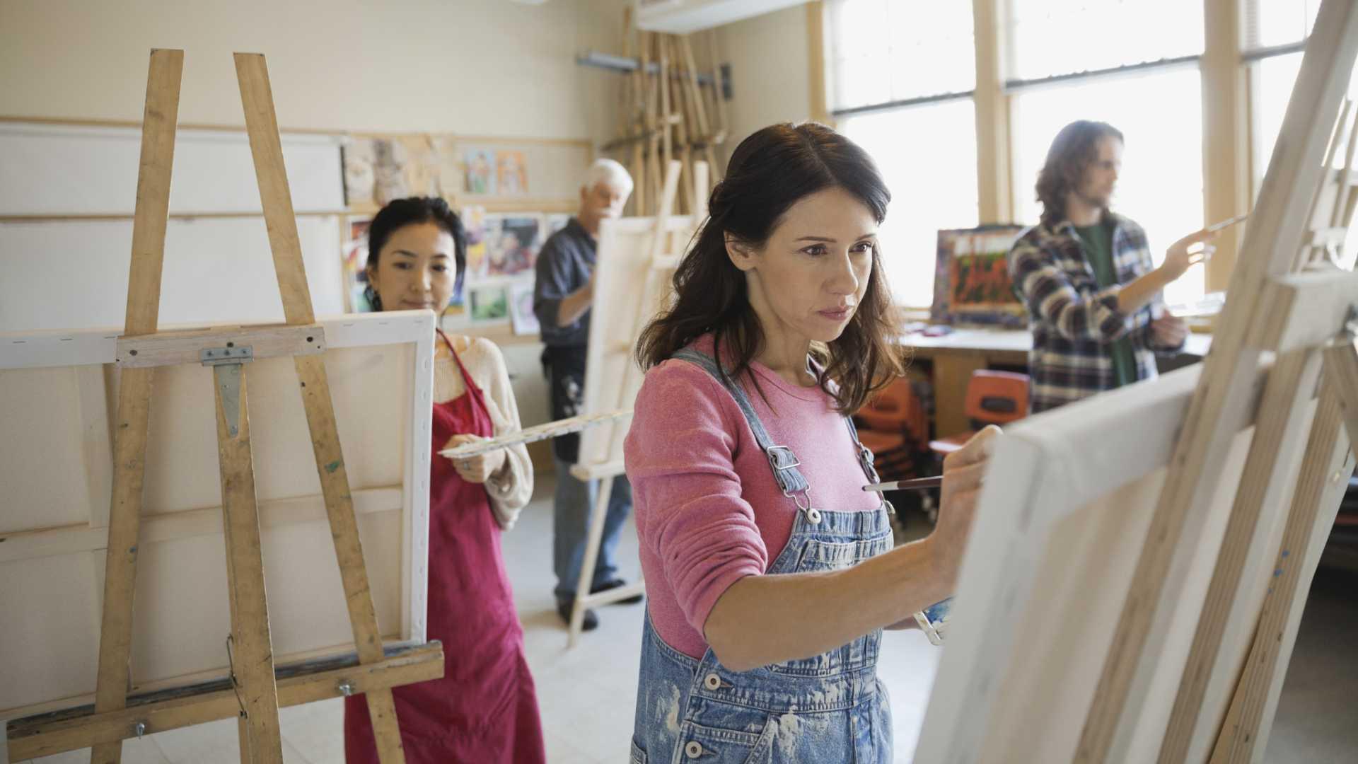 Beginning Painting: Figure | UCLA Continuing Education