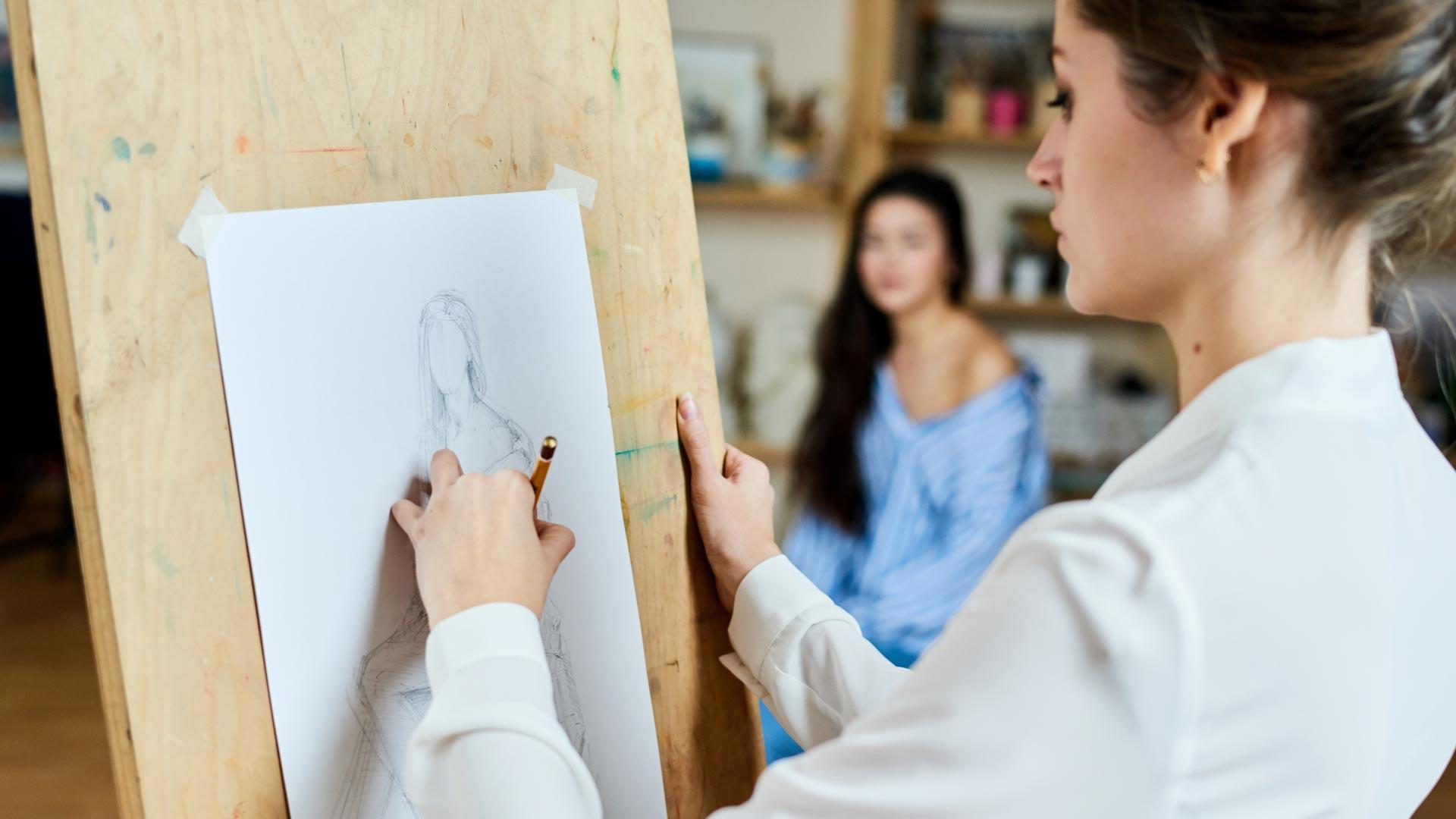 Figure Drawing Workshop: Exploring Gesture   UCLA Continuing Education