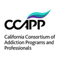 California Consortium of Addiction Programs and Professionals (CCAPP) logo