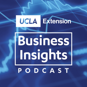 UCLA Extension Business Insights Podcast logo