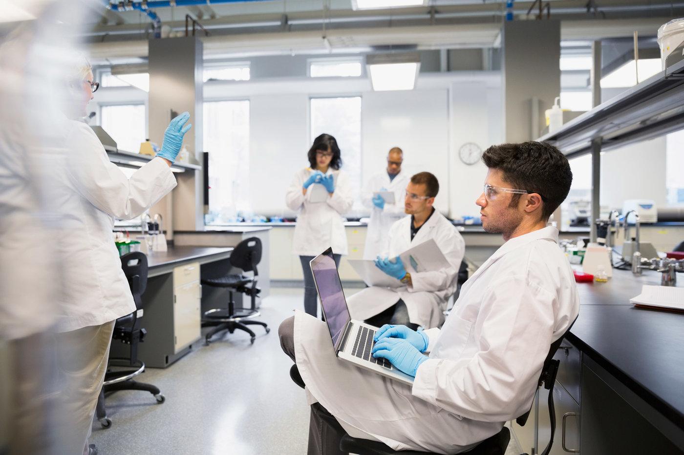 General and Organic Chemistry Laboratory II | UCLA