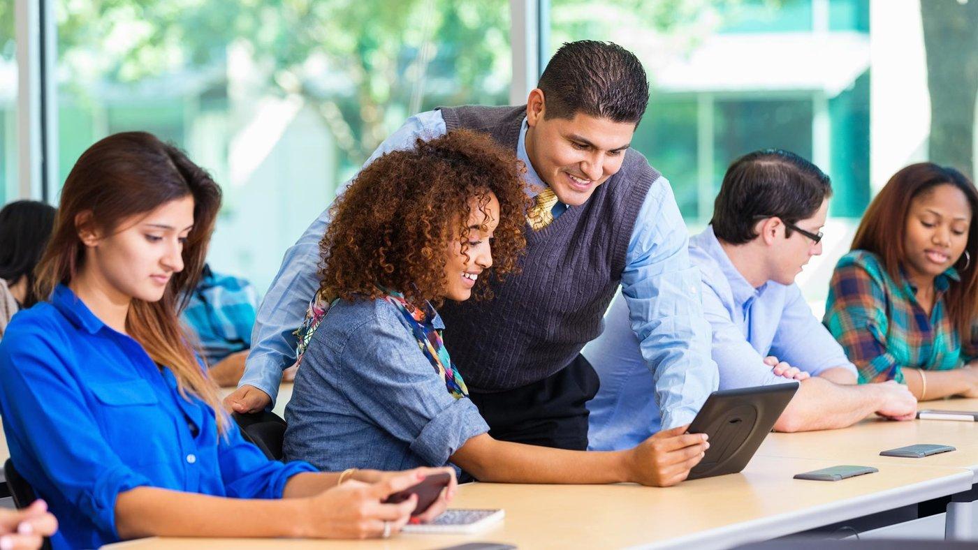 Adult courses online